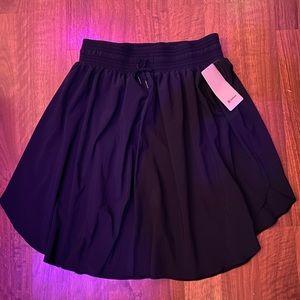 Lululemon Everyday Skirt in True Navy